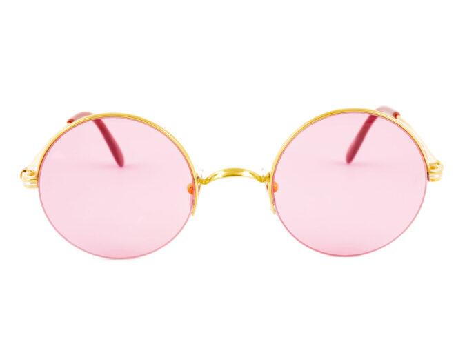Cartier Mayfair 47-22 Gold Pink