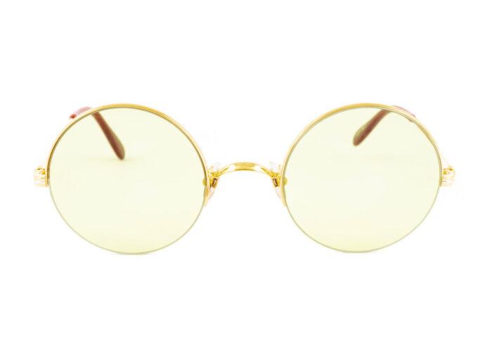 Cartier Mayfair 49-22 Gold Green