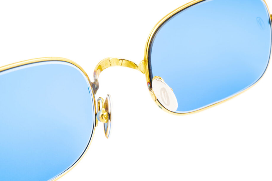 Cartier Deimios 52-21 Gold Internationale