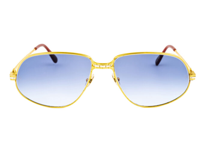 Cartier Panthere G.M. 59-16 Gold Copa
