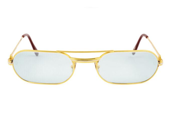 Cartier Must LC 55-20 Gold Azzuro California