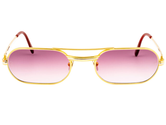 Cartier Must LC 53-20 Gold Fig