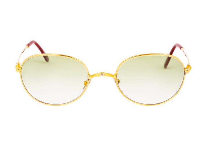 Cartier Antares 49-19 Gold Kasablanka